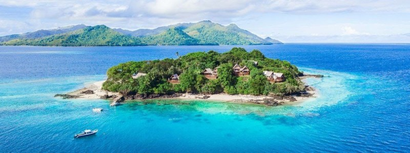 fiji private island for rent
